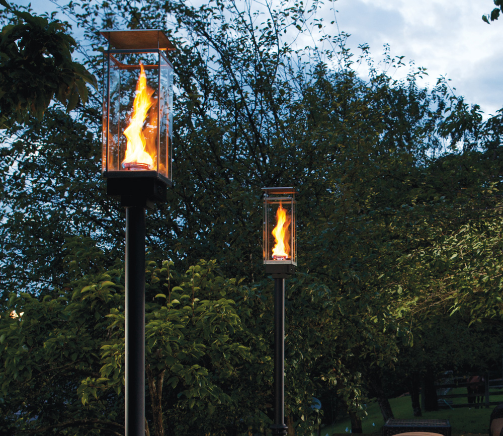 Tempest torch outdoor gas lamps and lighting made in the usa in mukilteo wa and sold across the world aloadofball
